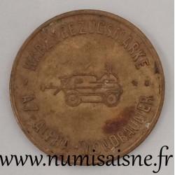 GERMANY - MEDAL - A 7 ALPHA - MONDRAUMER - STUTTGART