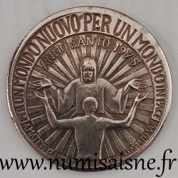 ITALY - MEDAL - RENEWAL AND RECONCILIATION - 1975