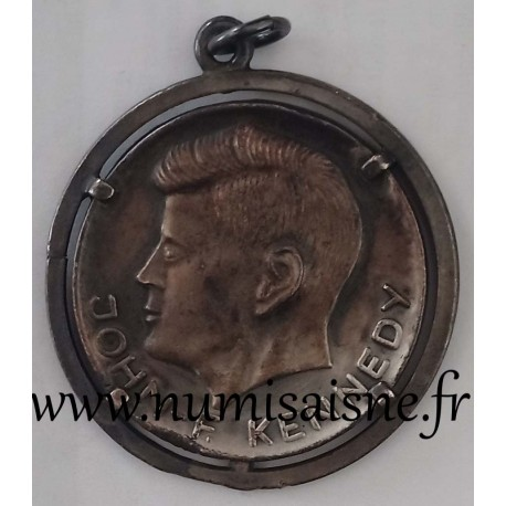 UNITED STATES - MEDAL - PRESIDENT JOHN FITZGERALD KENNEDY - CAPITOL