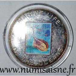 UGANDA - KM 108 - 1,000 SHILLING 2002 - Stingray