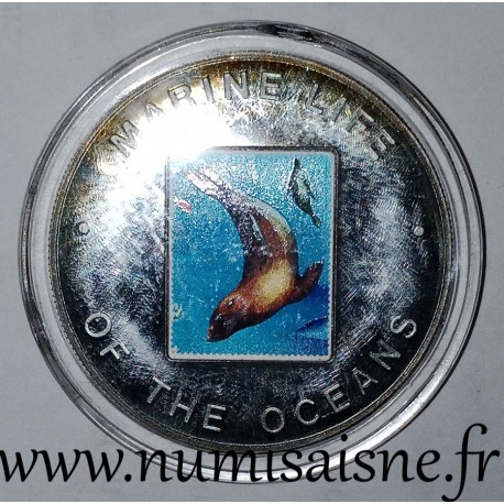 UGANDA - KM 109 - 1,000 SHILLING 2002 - Seals
