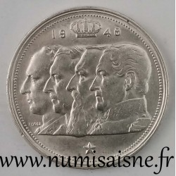 BELGIQUE - KM 139 - 100 FRANCS 1948 - DYNASTIE
