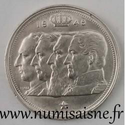 BELGIUM - KM 139 - 100 FRANCS 1948 - DYNASTY