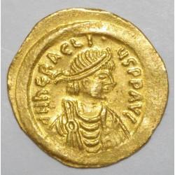 610 - 613 - HERACLIUS CONSTANTIN ET HERACLONAS - SEMISSIS - OR - SUPERBE