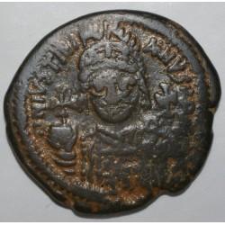 527 - 565 - JUSTINIEN 1er - FOLLIS - ANTIOCHE - TRES BEAU