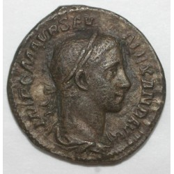221 - 235 - ALEXANDRE SEVERE - DENIER - R/ AEQUITAS AVG - SUP