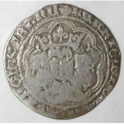 1427 - 1430 - HENRI VI - GROS - CALAIS