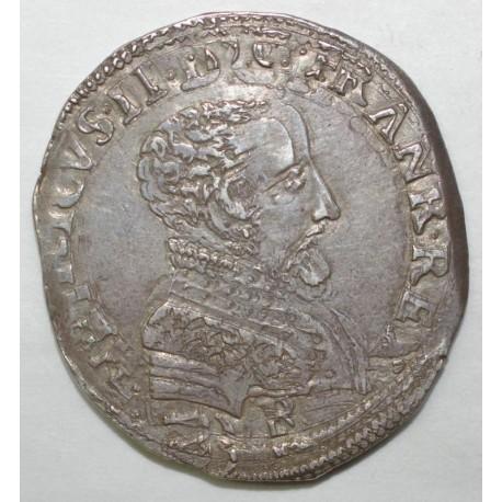 Dup 983 - HENRI II - TESTON 1ER TYPE - 1559 K - TTB