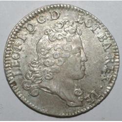 LORRAINE - LEOPOLD 1er - 1697 - 1729 - TESTON DE NANCY - 1716 - TTB/SUP