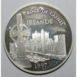 GADOURY C205 - SITES D'EUROPE 100 FRANCS/15 EURO 1997 ROCHER DE CASHEL IRLANDE
