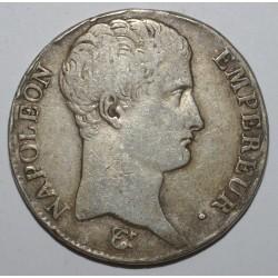 GADOURY 580 - 5 FRANCS 1804 - AN 13 Q - PERPIGNAN - NAPOLEON 1er - TB+ - KM 662