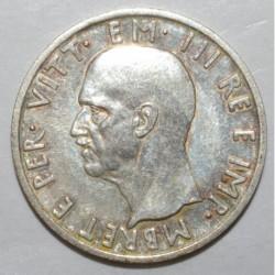 ALBANIA - KM 33 - 5 LEK 1939 R - SUPERBE - nettoyée