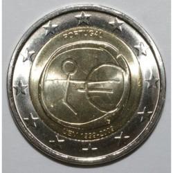 PORTUGAL - 2 EURO 2009 - EMU - SUPERBE A FLEUR DE COIN